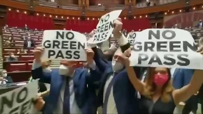 News video: Neuer Lockdown auf Martinique, Corona-Proteste in Italien