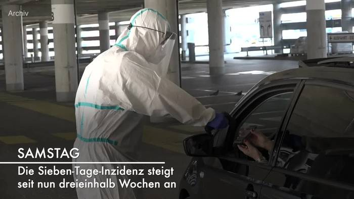 News video: Corona-Lage in Deutschland: RKI-Lagebericht vom 31. Juli