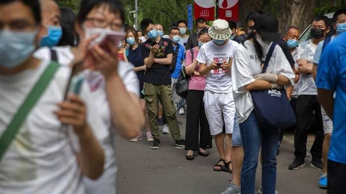 News video: Delta-Variante in China auf dem Vormarsch - Regierung ist besorgt