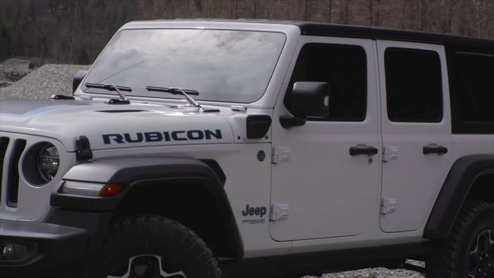 Video: Der neue Jeep® Wrangler Unlimited 4xe - Übersicht