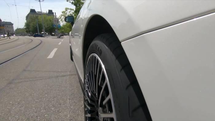 Video: Der neue Mercedes-Benz EQS - die Aerodynamik