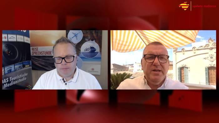 Video: Update Mallorca: Die neue Testpflicht und Besuch der Königsfamilie