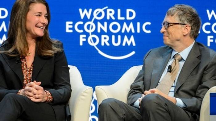 News video: Bill und Melinda Gates: Scheidung ist nun offiziell