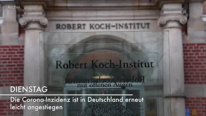 News video: Corona-Lage in Deutschland: RKI-Lagebericht vom 3. August