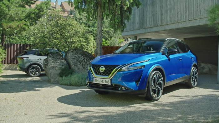 News video: Der neue Nissan Qashqai - Verbesserte Aufhängung