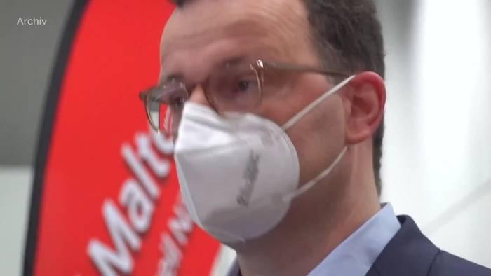 News video: Verschärfungen für Ungeimpfte? SPD gegen Spahns Vorschlag