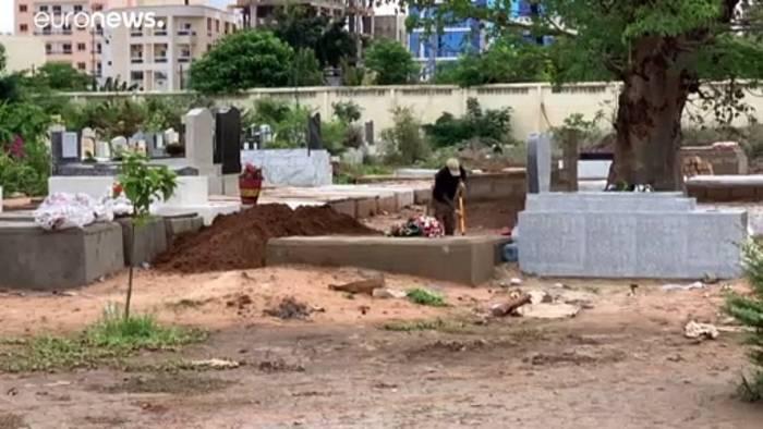 News video: Covid-19 in Senegal: