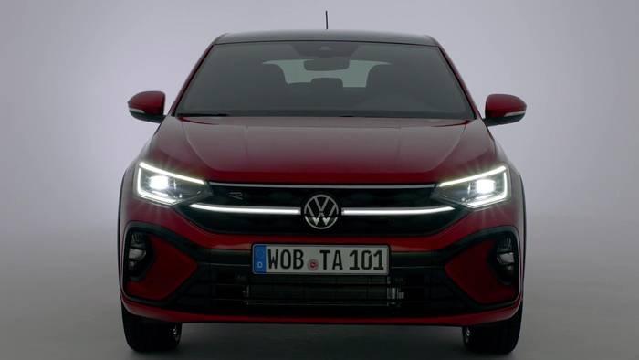 Video: Der neue Volkswagen Taigo feiert Europa-Premiere