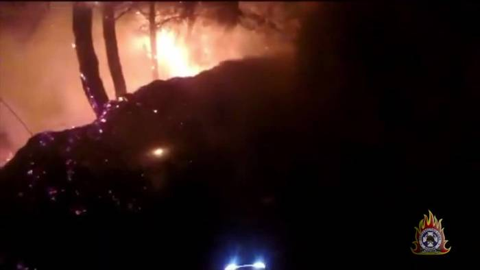 Video: Feuer in Griechenland und Türkei außer Kontrolle