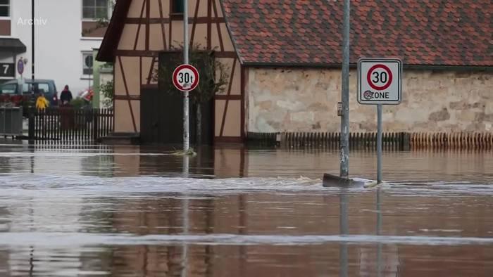 News video: Unwetter mit orkanartigen Böen drohen in Teilen Bayerns
