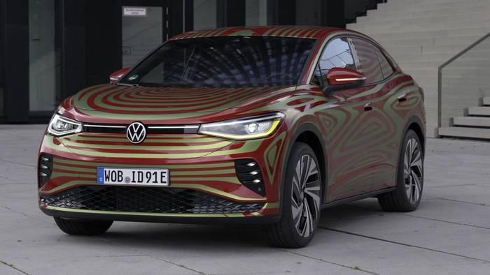 News video: Der Volkswagen ID.5 GTX - Starke Front, eleganter Body