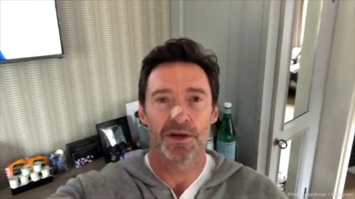 News video: Sorge um Hugh Jackman: Update nach der Hautkrebs-Biopsie