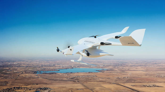 News video: Wingcopter: Deutsche Drohne für medizinische Einsätze in den USA