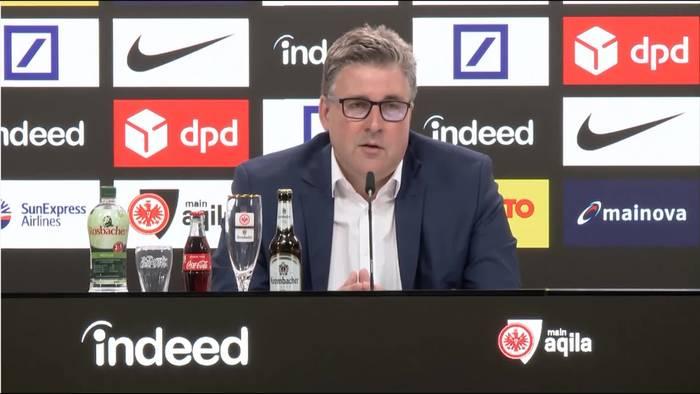 Video: Geimpfte, Genesene und Getestete: Eintracht Frankfurt will alle möglichst am Live-Erlebnis teilhaben lassen