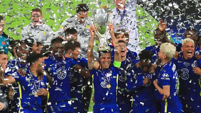 News video: Chelsea holt den UEFA-Supercup