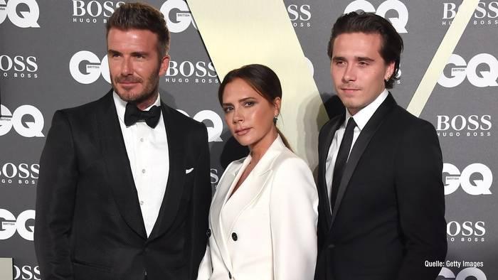 Video: Streit um Beckham-Hochzeit: Darf Prinz Harry oder Prinz William kommen?
