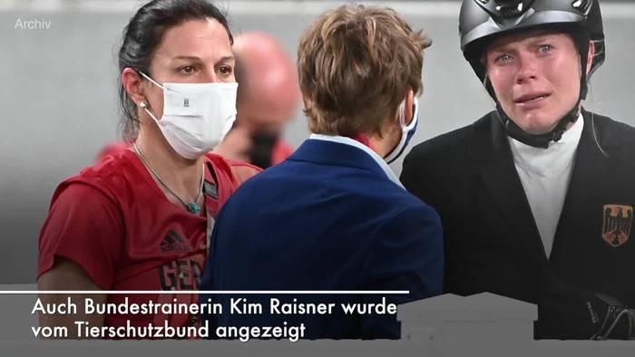 News video: Tierschutzbund: Anzeige gegen Fünfkämpferin nach Reit-Drama
