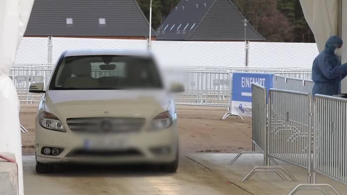News video: Bundesweite Corona-Inzidenz steigt auf über 30