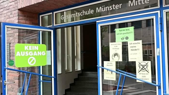 Video: Neues Schuljahr in NRW beginnt - einiges ist neu