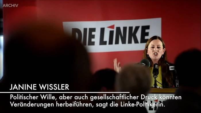 Video: Janine Wissler und Dietmar Bartsch: Spitzenkandidaten der