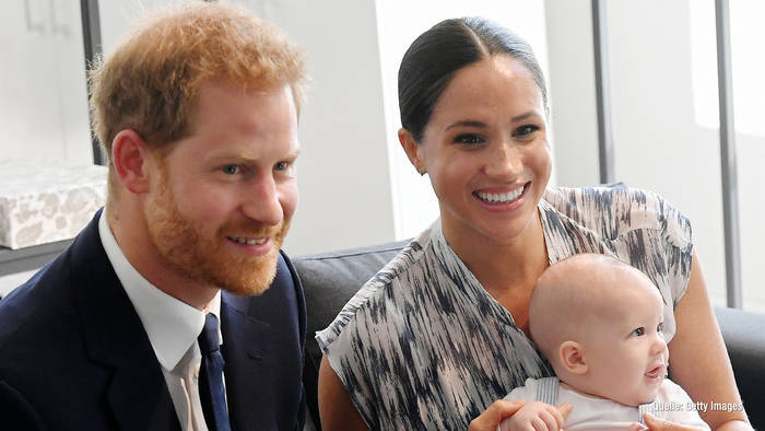 Video: Prinz Harry & Meghan: Werden sie etwa vom Palast benachteiligt?