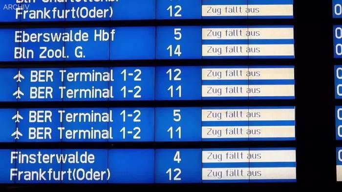 News video: Das müssen Reisende zum Bahnstreik wissen