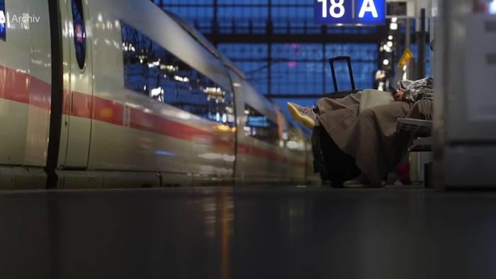 News video: GDL: Bahn-Streik findet wie angekündigt statt