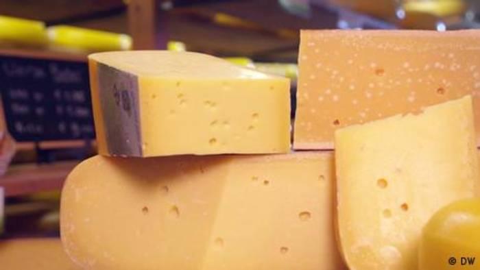 Video: Niederländischer Gouda - einer der beliebtesten Käse weltweit
