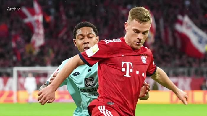 Video: FC Bayern bindet Leitfigur Kimmich bis 2025
