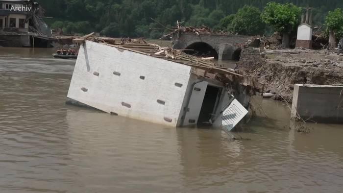 Video: Studie: Klimawandel macht Flutkatastrophen wahrscheinlicher
