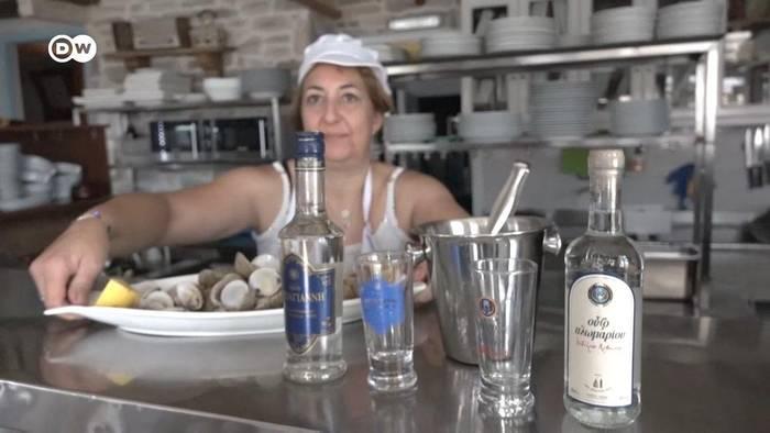 Video: Lesbos - Heimat des Ouzo