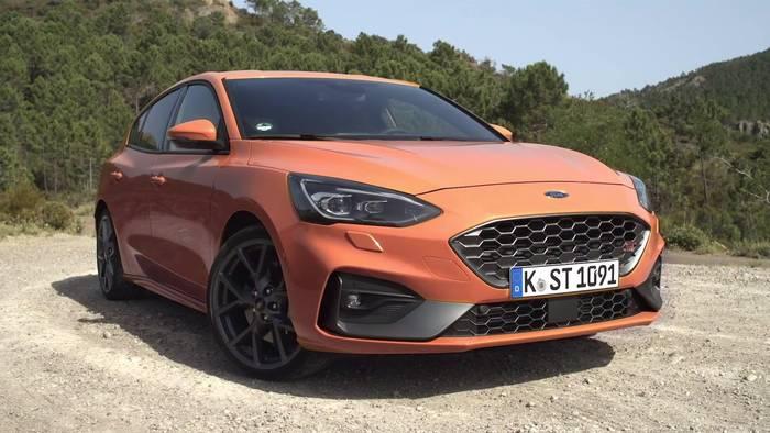 Video: Ford Focus ST Edition Begeistert Mit Gewinde-Fahrwerk Und Agilstem Handling In Der ST-Geschichte