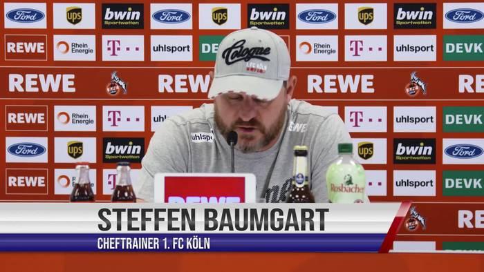 News video: So will FC-Trainer Steffen Baumgart das Match gegen seinen Bochumer Trainer-Kumpel Thomas Reis angehen