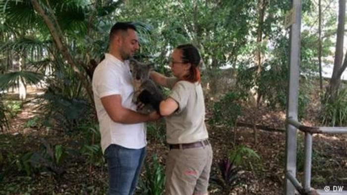 Video: Meet a Local: Citytour durch Brisbane, Australien