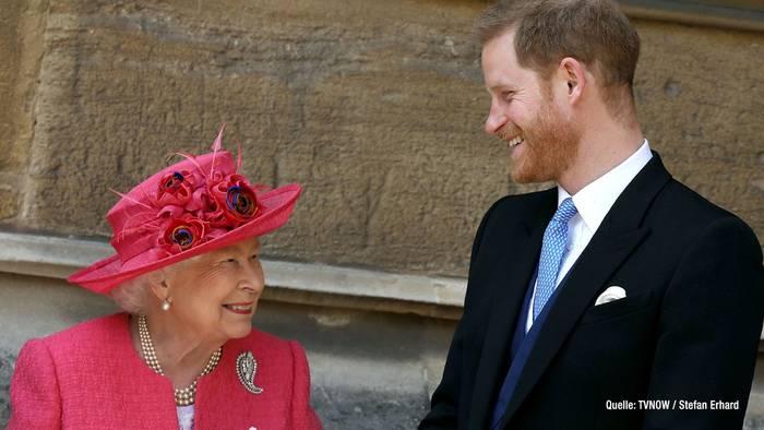 Video: Prinz Harry: Versöhnung mit Queen Elizabeth II.?