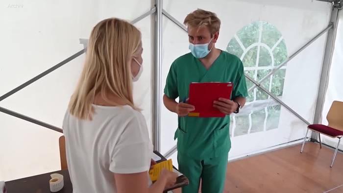 News video: Geimpft oder nicht? - Abfrage durch Arbeitgeber umstritten