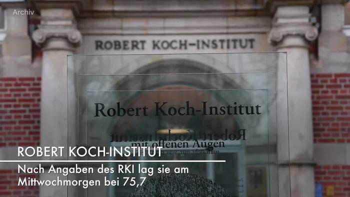 News video: Corona Update: RKI-Lagebericht vom 1. September