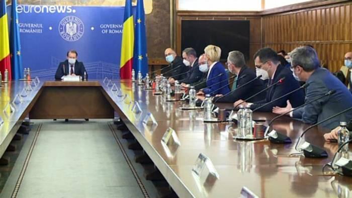Video: Regierungskrise in Rumänien: Zerbricht die Koalition?