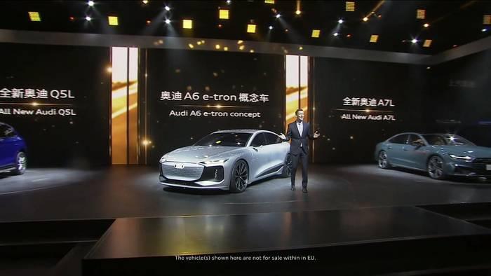 Video: Audi in China - neue Maßstäbe für den Markt