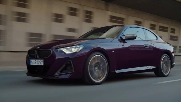Video: Das neue BMW 2er Coupé - Highlights