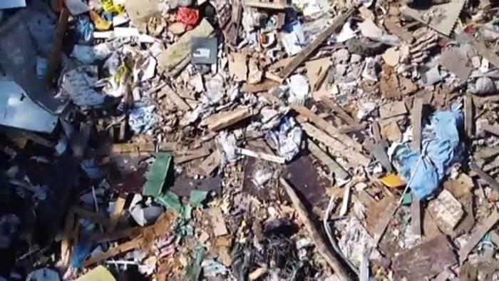 Video: Wallonien: Eine Autobahn voller Abfall
