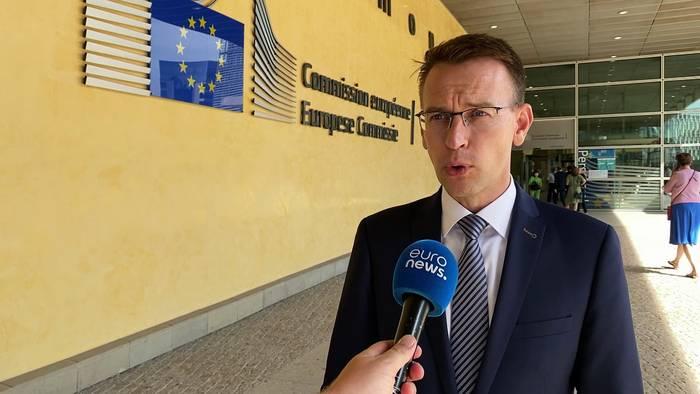 Video: Urteil gegen Kolesnikowa: EU-Kommission fordert sofortige Freilassung