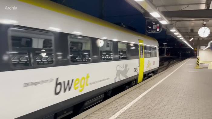 News video: Vor Streik-Ende: Fronten bei der Bahn bleiben verhärtet