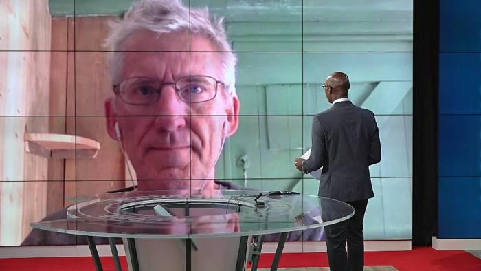Video: Verfahren gegen mutmaßlichen 9/11-Drahtzieher geht weiter