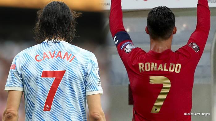 Video: Cristiano Ronaldo: Wechsel zu Manchester ohne Trikotnummer 7?