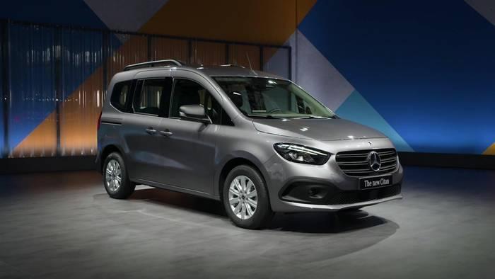 News video: Der neue Mercedes-Benz Citan - die Dimensionen