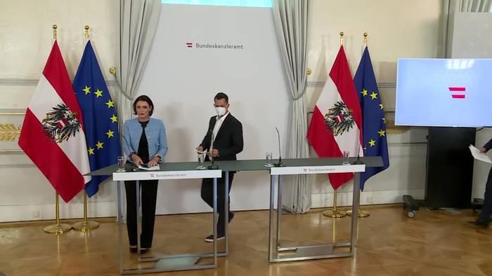 News video: Corona-Verschärfungen in Österreich für Ungeimpfte