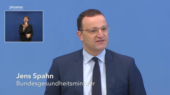 News video: Gesundheitsminister Spahn erneuert Impfappell