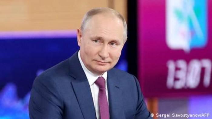 News video: Putin und kein Ende