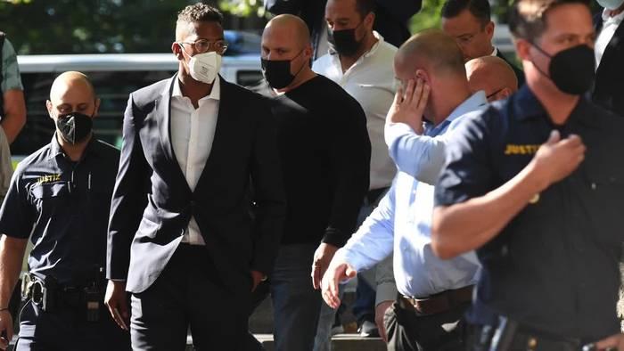 Video: Boateng wegen Körperverletzungsvorwurfs vor Gericht